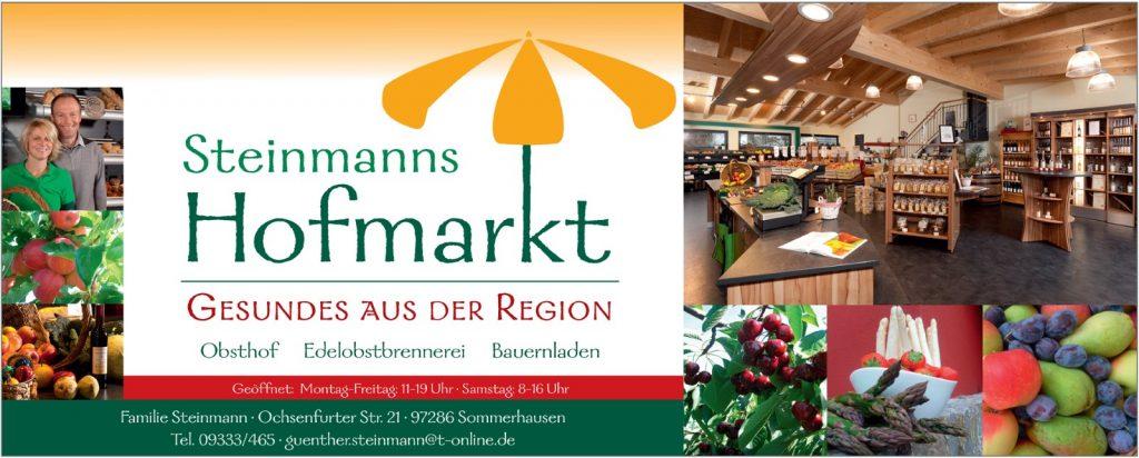 Steinmanns Hofmarkt in Sommerhausen